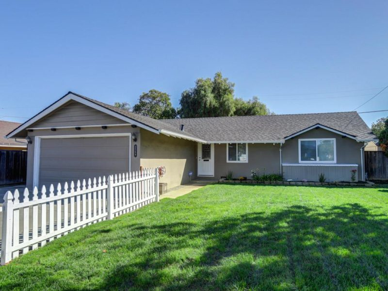 Home for Sale 3368 Union Ave San Jose CA Cambrian Park-SOLD 1