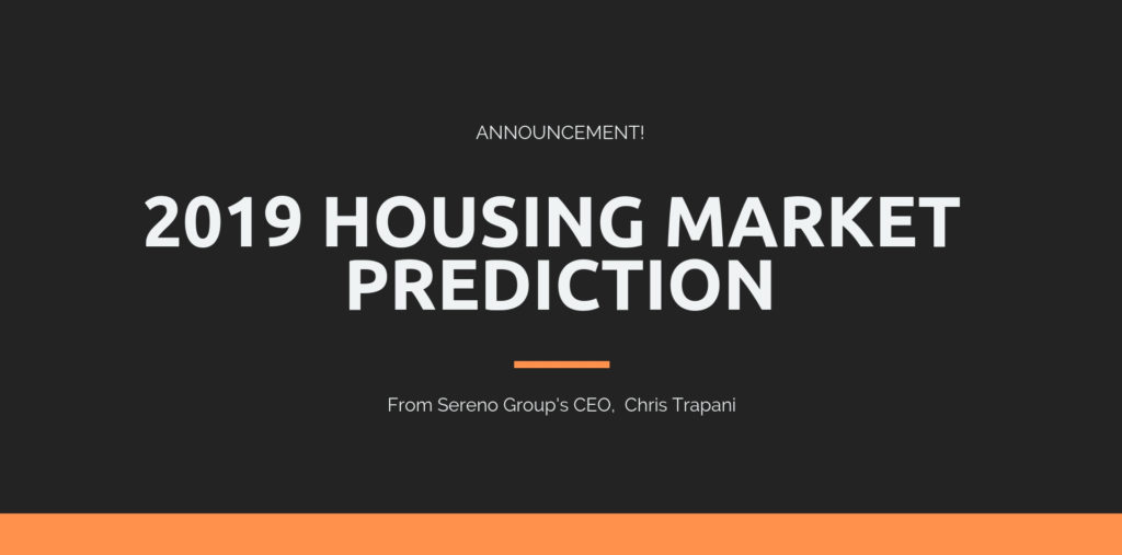Read the 2019 Housing market prediction for Santa Clara County.