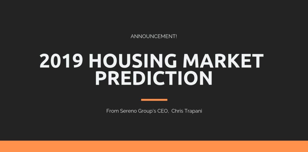 Read the 2019 Housing market prediction for Santa Clara County.